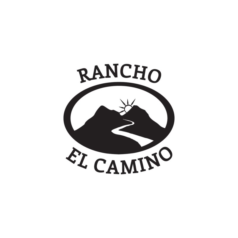 The Ranch Men's T-Shirt by Rancho El Camino's Artist Shop