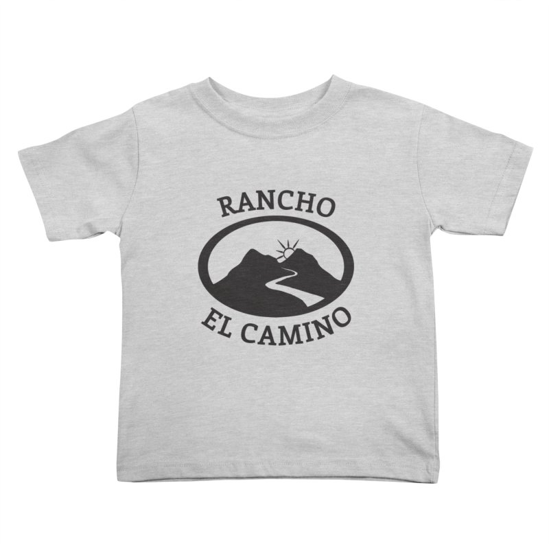 The Ranch Kids Toddler T-Shirt by Rancho El Camino's Artist Shop