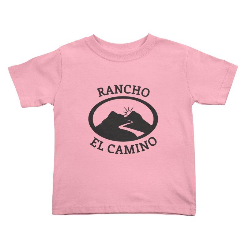The Ranch Kids Toddler T-Shirt by Rancho El Camino's Artist Shop