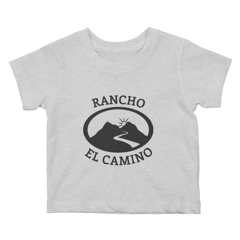 The Ranch Kids Baby T-Shirt by Rancho El Camino's Artist Shop