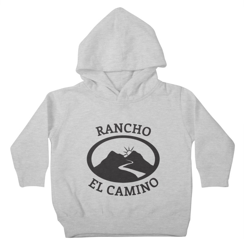 The Ranch Kids Toddler Pullover Hoody by Rancho El Camino's Artist Shop