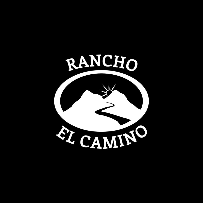 The Ranch - WHITE Men's T-Shirt by Rancho El Camino's Artist Shop