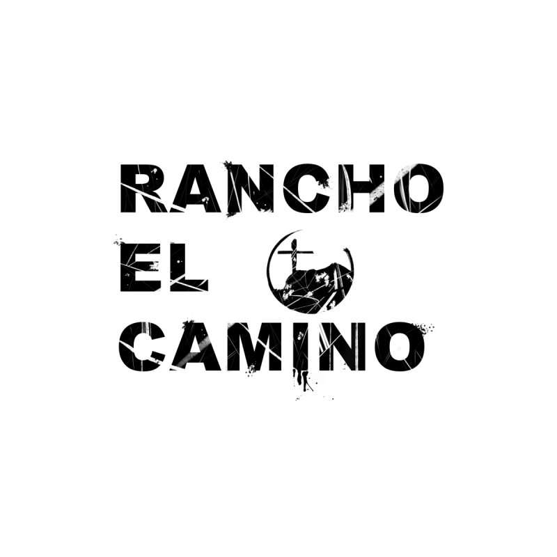 Rancho El Camino by John Arters Kids Pullover Hoody by Rancho El Camino's Artist Shop