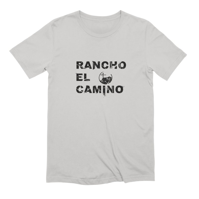 Rancho El Camino by John Arters Men's T-Shirt by Rancho El Camino's Artist Shop