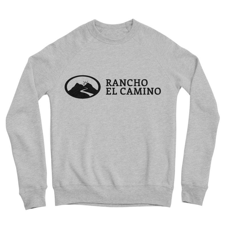 The Ranch Stacked Women's Sweatshirt by Rancho El Camino's Artist Shop
