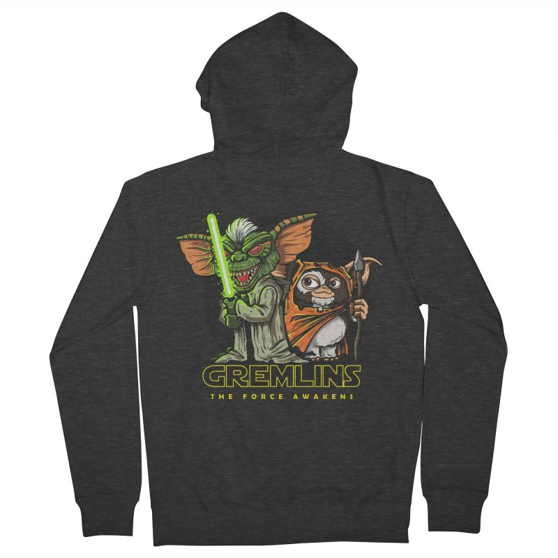 Yoda, I'm not. Men's Zip-Up Hoody by Random Shirt Store