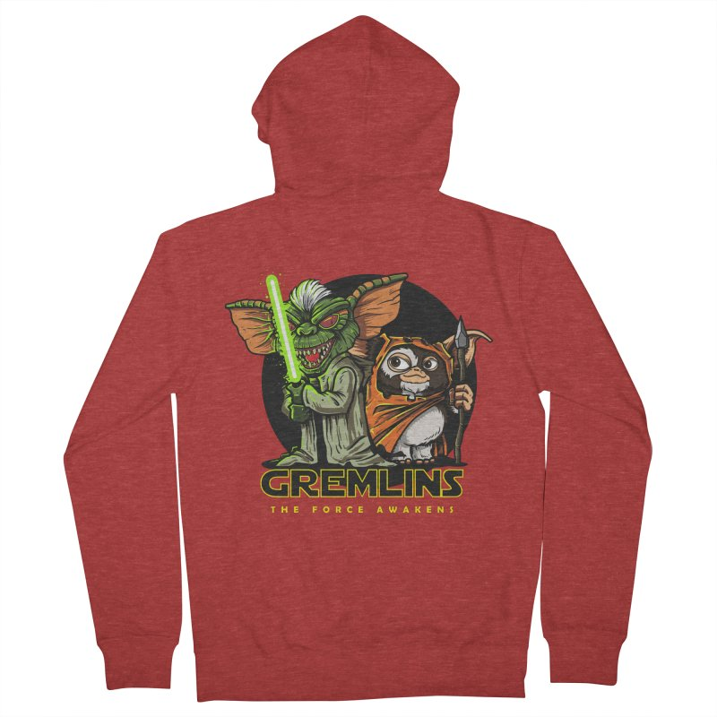 Yoda, I'm not. Men's Zip-Up Hoody by Random Shirt Store