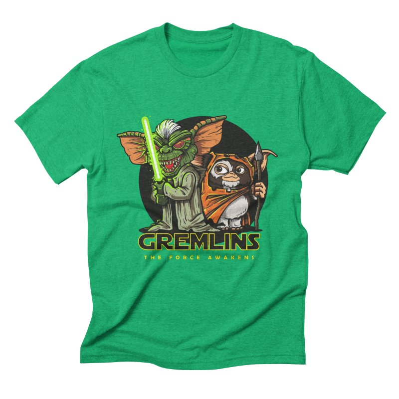 Yoda, I'm not. Men's Triblend T-Shirt by Random Shirt Store