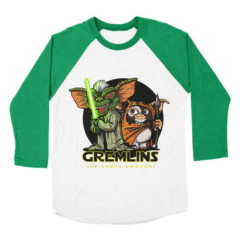 Yoda, I'm not. Women's Baseball Triblend T-Shirt by Random Shirt Store