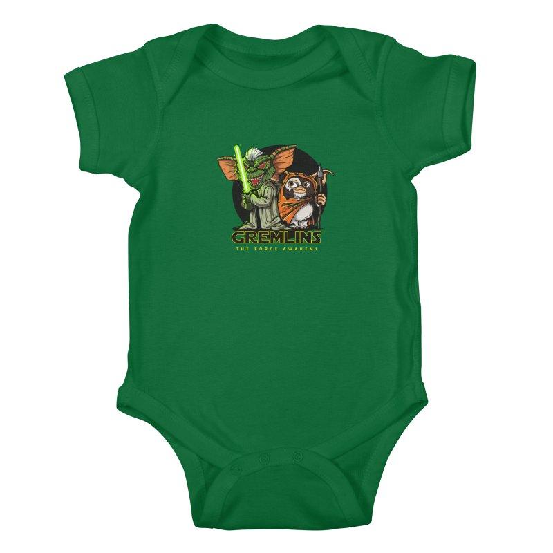 Yoda, I'm not. Kids Baby Bodysuit by Random Shirt Store