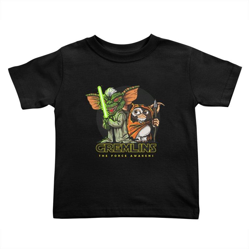 Yoda, I'm not. Kids Toddler T-Shirt by Random Shirt Store
