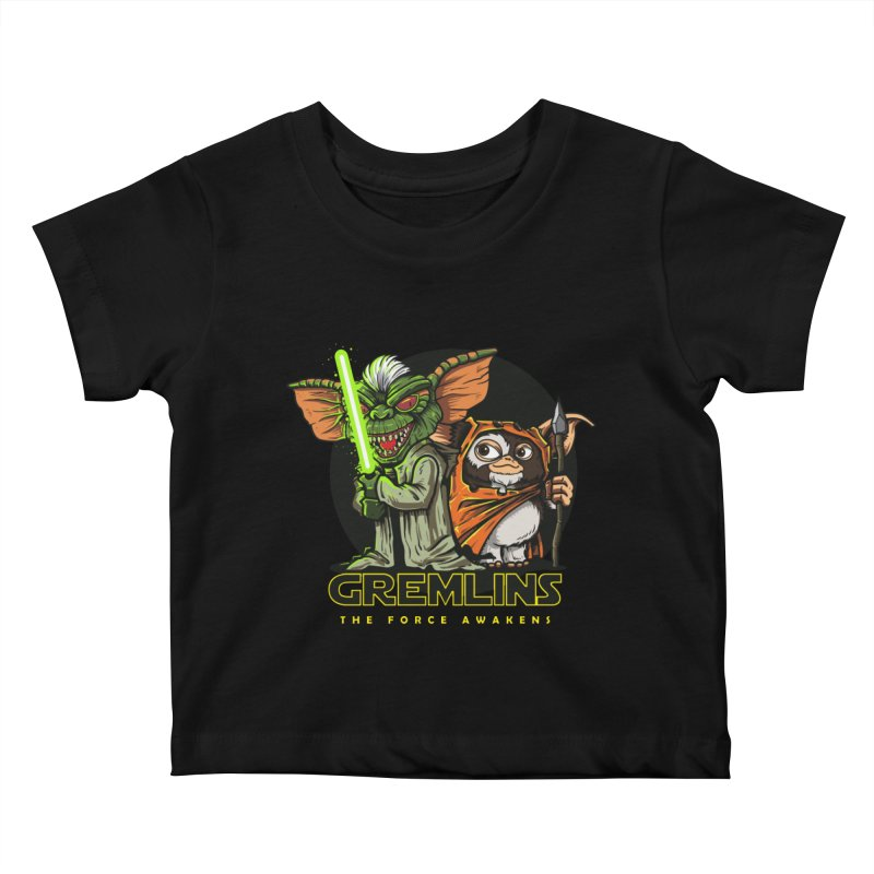 Yoda, I'm not. Kids Baby T-Shirt by Random Shirt Store