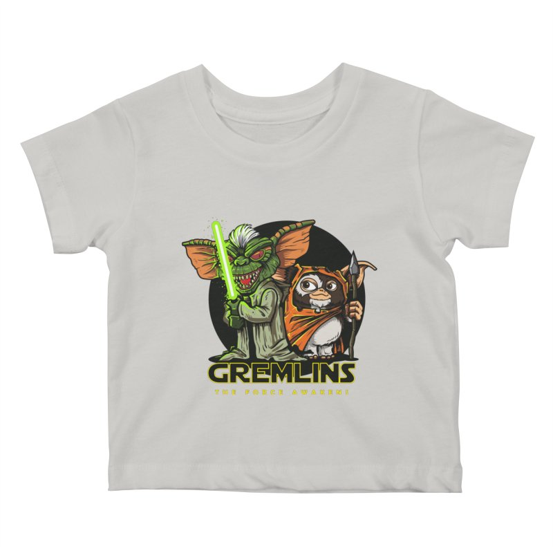 Yoda, I'm not. Kids Baby T-Shirt by Random Shirt Store