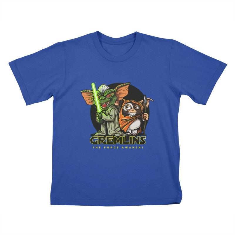 Yoda, I'm not. Kids T-Shirt by Random Shirt Store