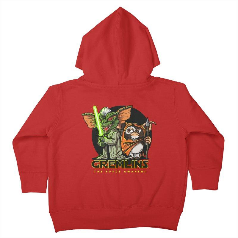 Yoda, I'm not. Kids Toddler Zip-Up Hoody by Random Shirt Store