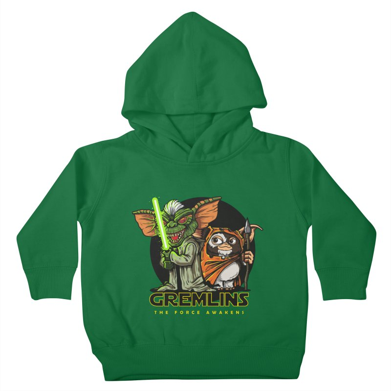 Yoda, I'm not. Kids Toddler Pullover Hoody by Random Shirt Store