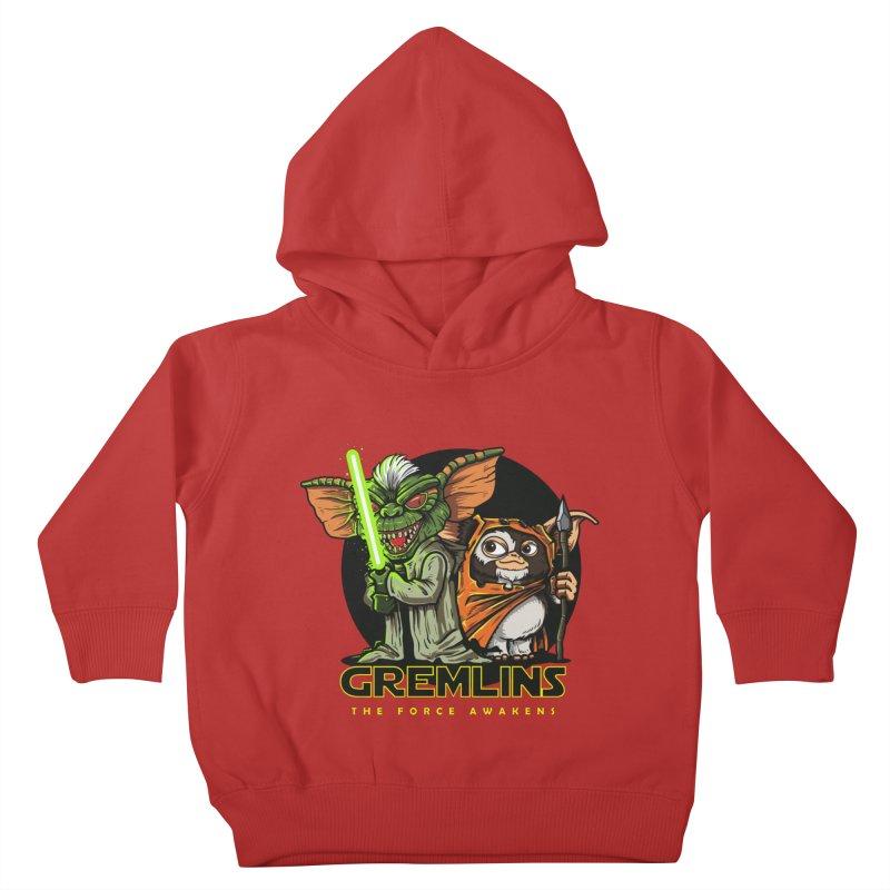 Yoda, I'm not. Kids Toddler Pullover Hoody by Random Shirt Store