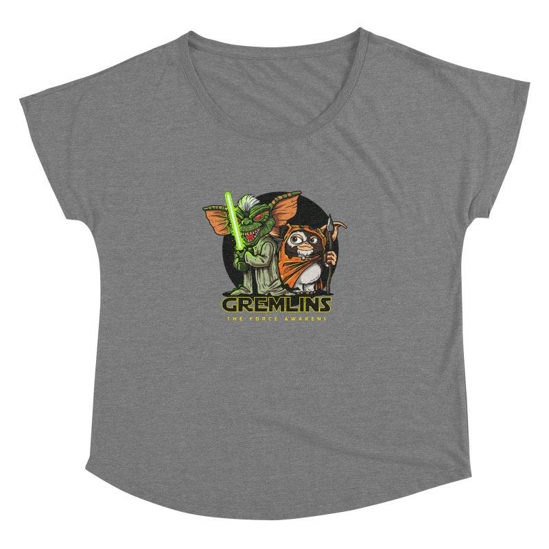 Yoda, I'm not. Women's Dolman by Random Shirt Store
