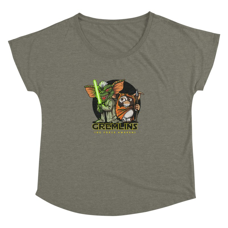 Yoda, I'm not. Women's Dolman by Random Shirt Store