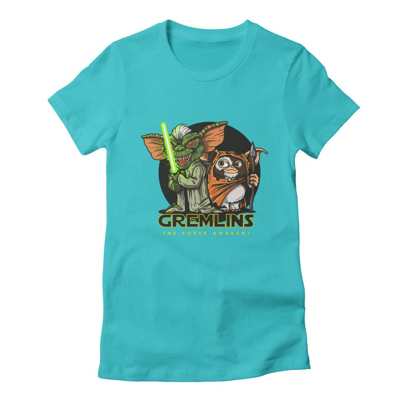 Yoda, I'm not. Women's Fitted T-Shirt by Random Shirt Store