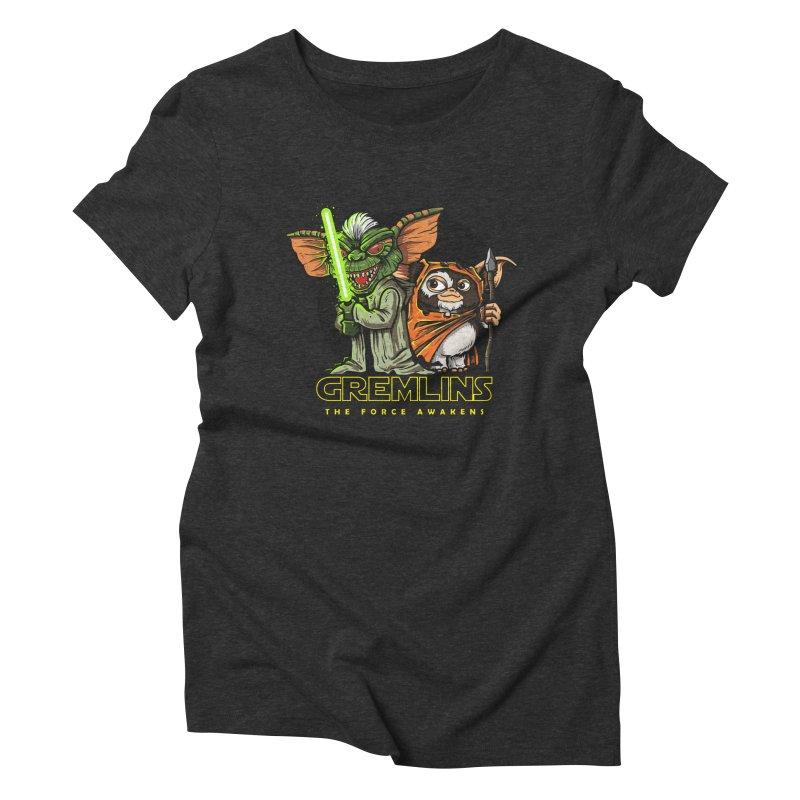 Yoda, I'm not. Women's Triblend T-shirt by Random Shirt Store