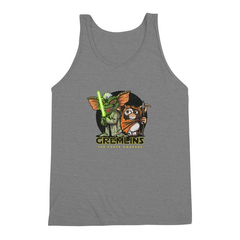 Yoda, I'm not. Men's Triblend Tank by Random Shirt Store