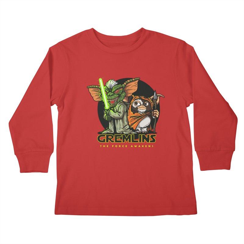 Yoda, I'm not. Kids Longsleeve T-Shirt by Random Shirt Store