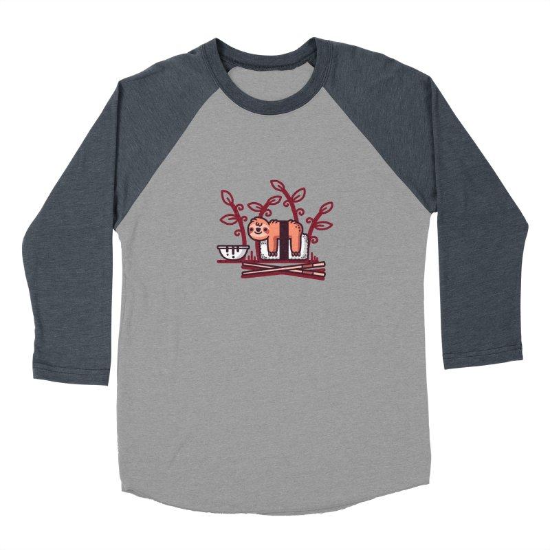 Sloth sushi Men's Longsleeve T-Shirt by Randyotter