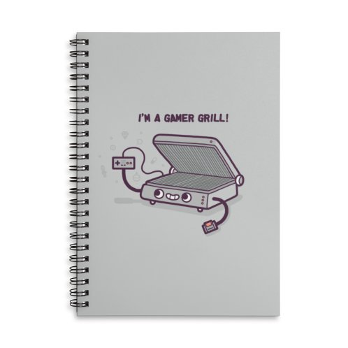 image for Gamer grill
