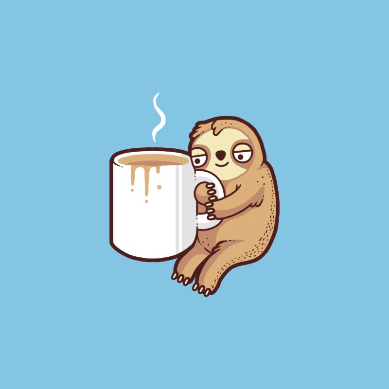 Ahh mornings Men's T-shirt by Randyotter