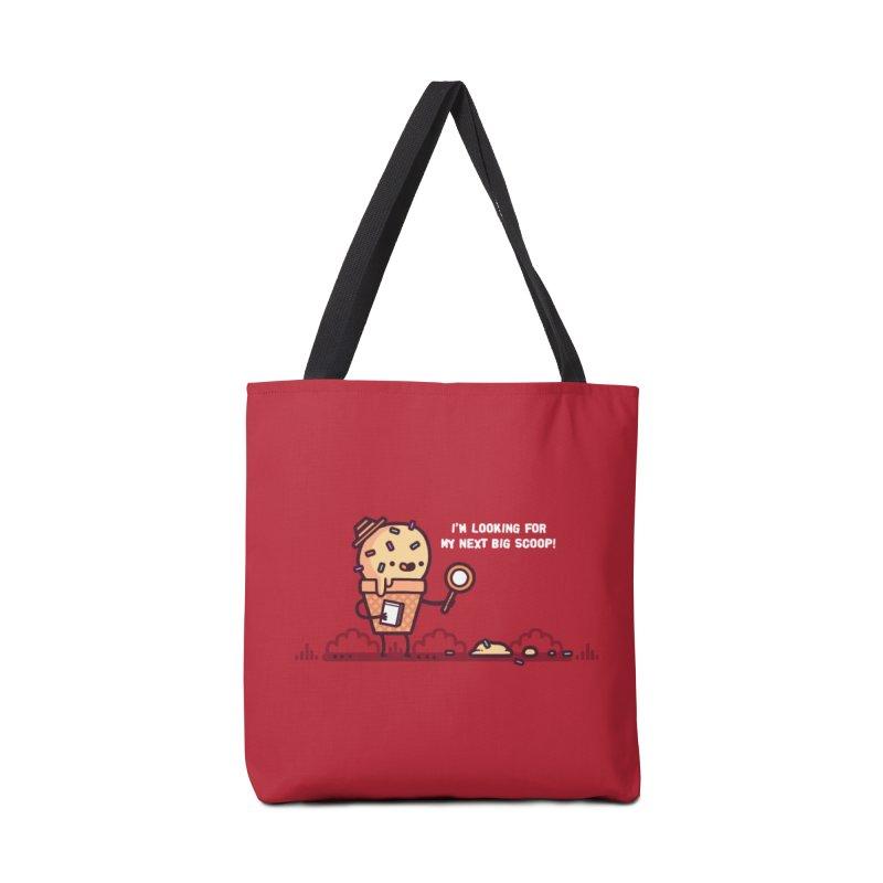 Big scoop Accessories Bag by Randyotter