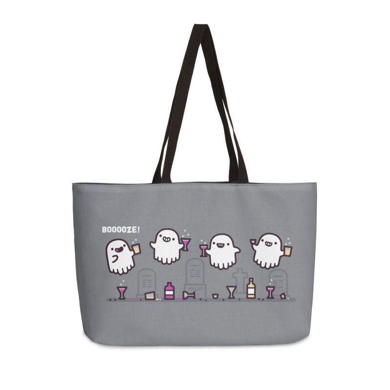 Booooze! Accessories Bag by Randyotter