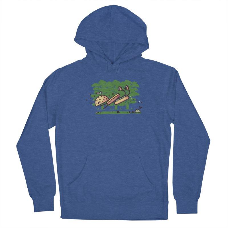 Slider Men's Pullover Hoody by Randyotter
