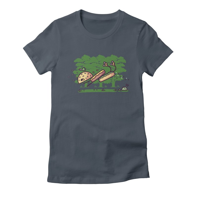 Slider Women's T-Shirt by Randyotter