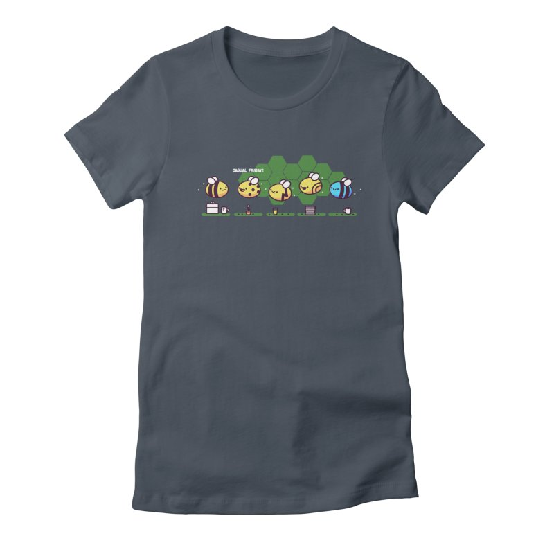 Casual Friday Women's T-Shirt by Randyotter