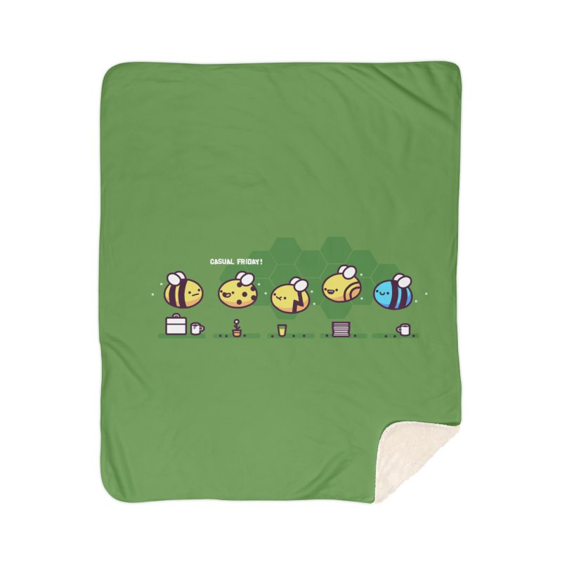 Casual Friday Home Blanket by Randyotter