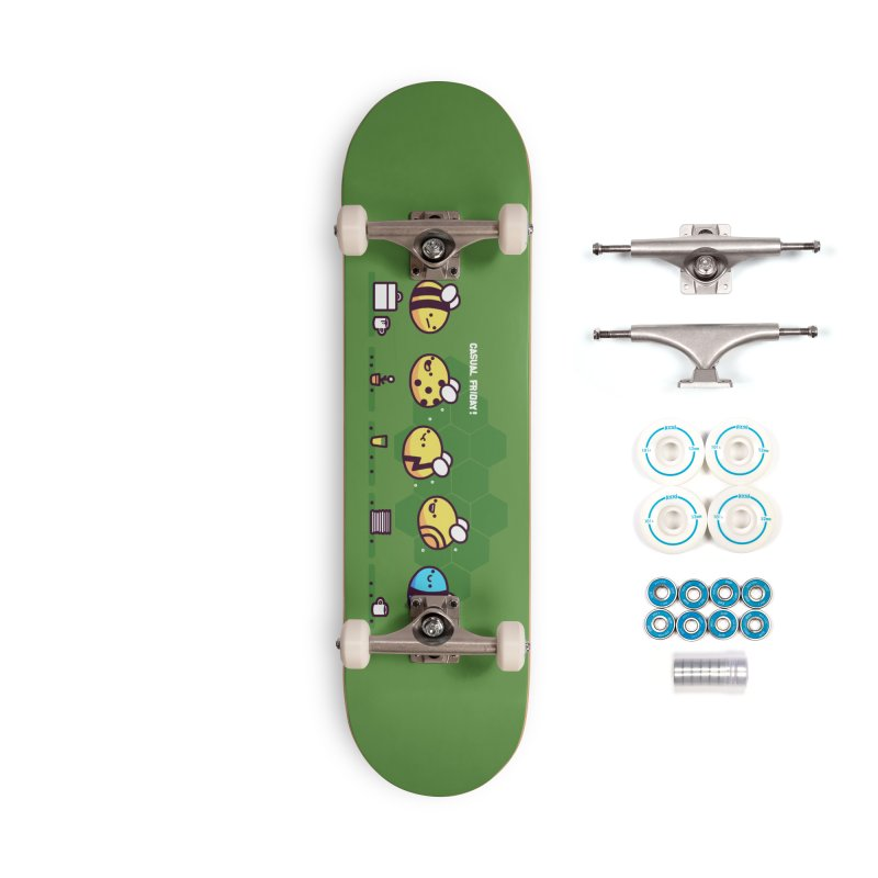 Casual Friday Accessories Skateboard by Randyotter