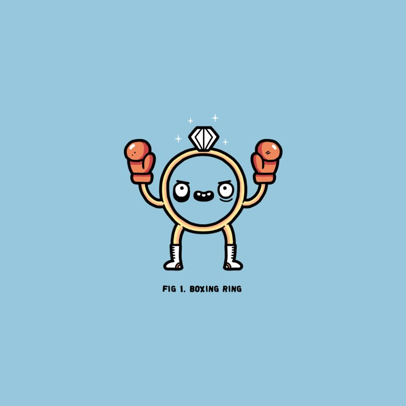 Boxing ring   by Randyotter
