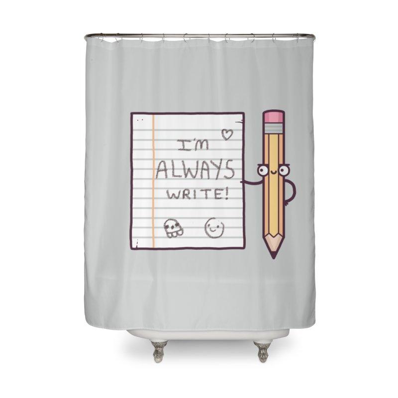 Always Write   by Randyotter