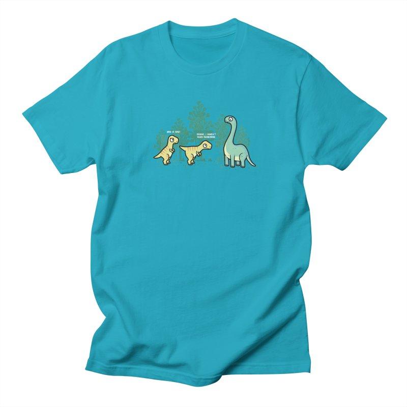 Herbivore Women's Unisex T-Shirt by Randyotter