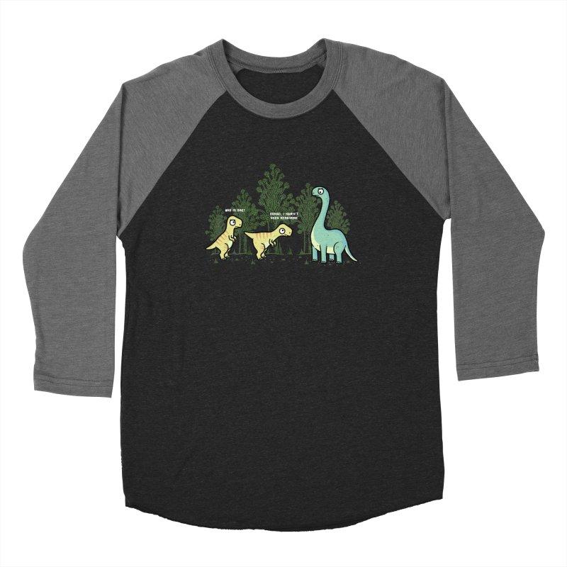 Herbivore Women's Baseball Triblend T-Shirt by Randyotter