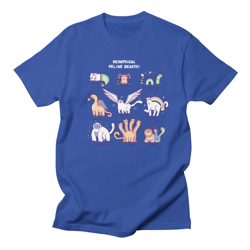 Meothical beasts Women's Unisex T-Shirt by Randyotter