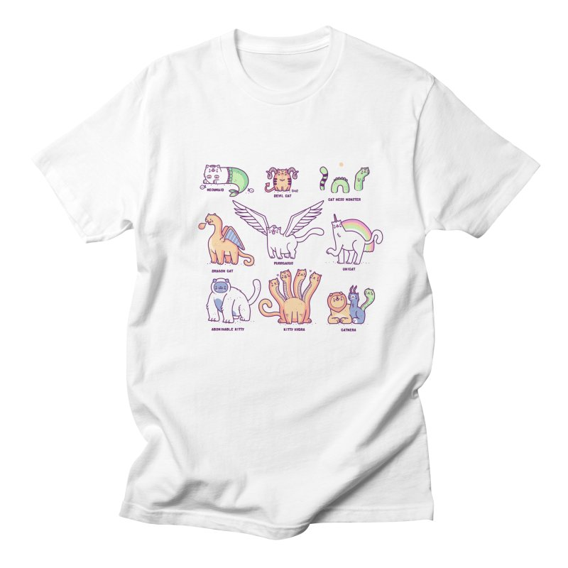 Meothical beasts Men's T-shirt by Randyotter