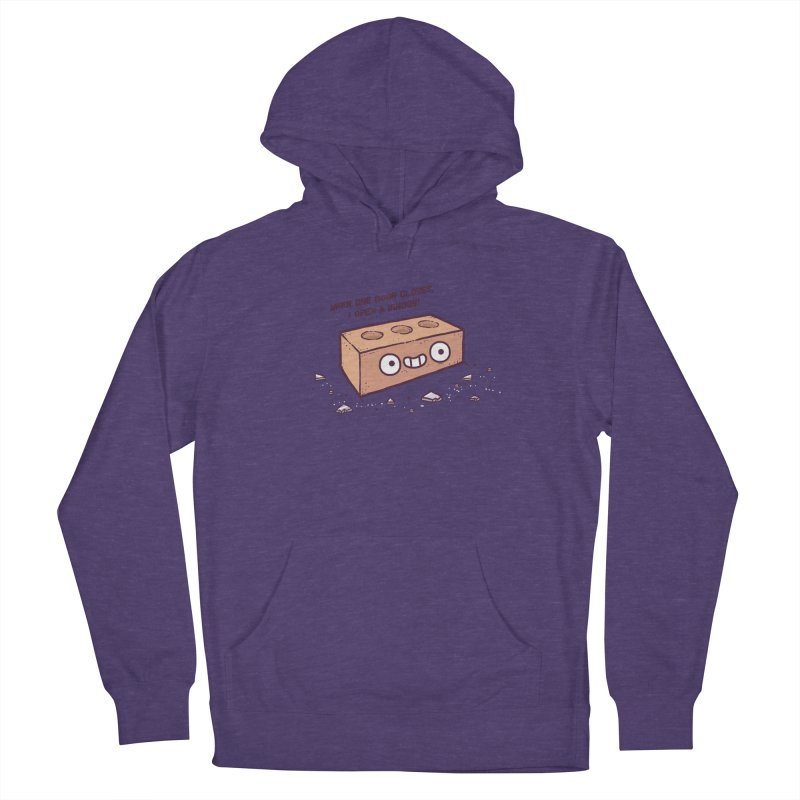 Opportunity  Men's Pullover Hoody by Randyotter