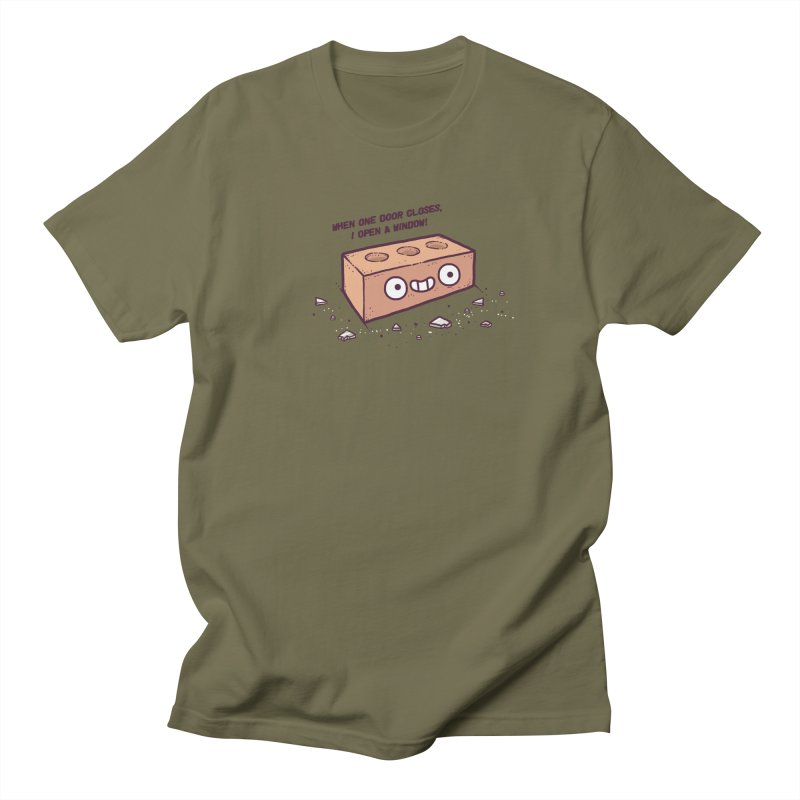 Opportunity  Women's Unisex T-Shirt by Randyotter