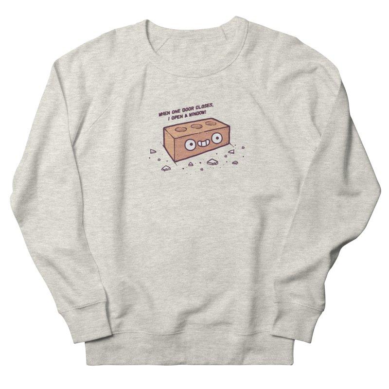 Opportunity  Men's Sweatshirt by Randyotter