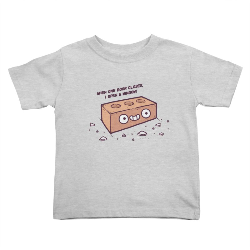 Opportunity  Kids Toddler T-Shirt by Randyotter