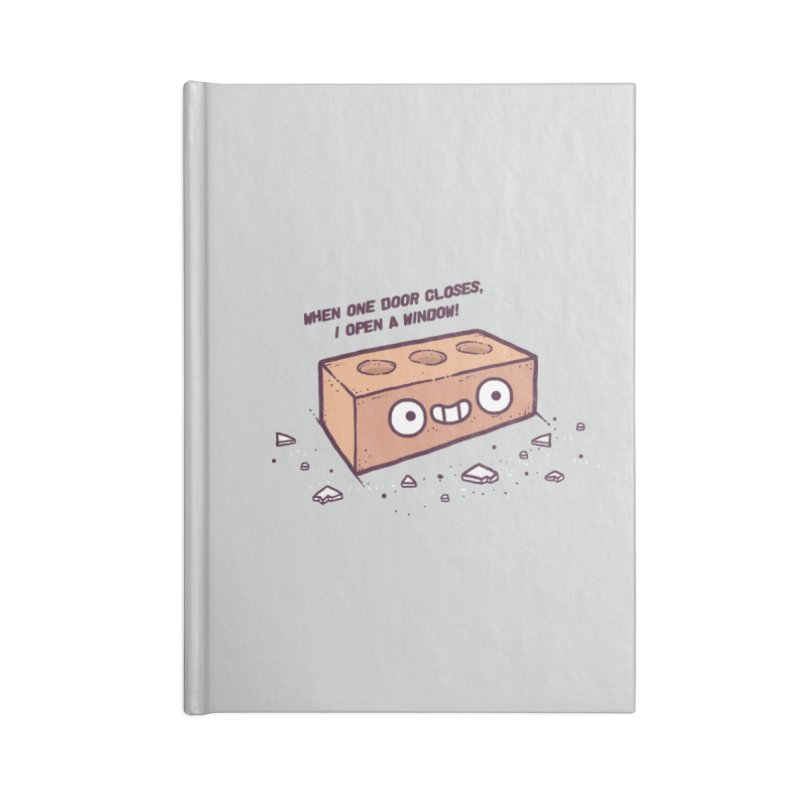 Opportunity  Accessories Notebook by Randyotter