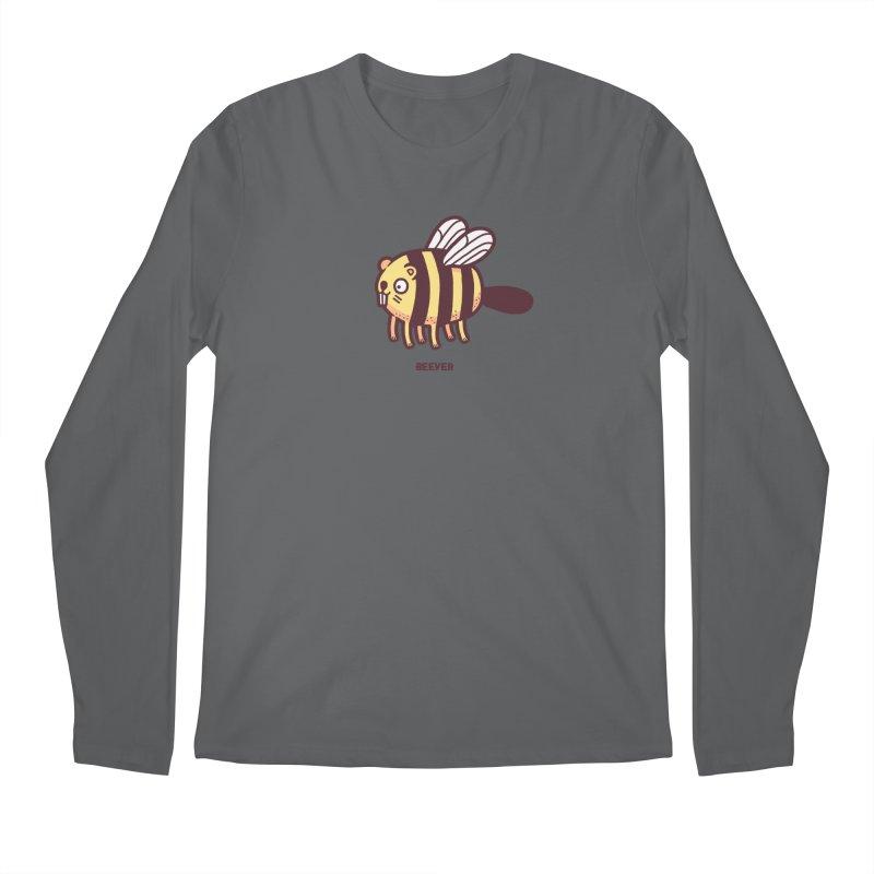 Beever Men's Longsleeve T-Shirt by Randyotter
