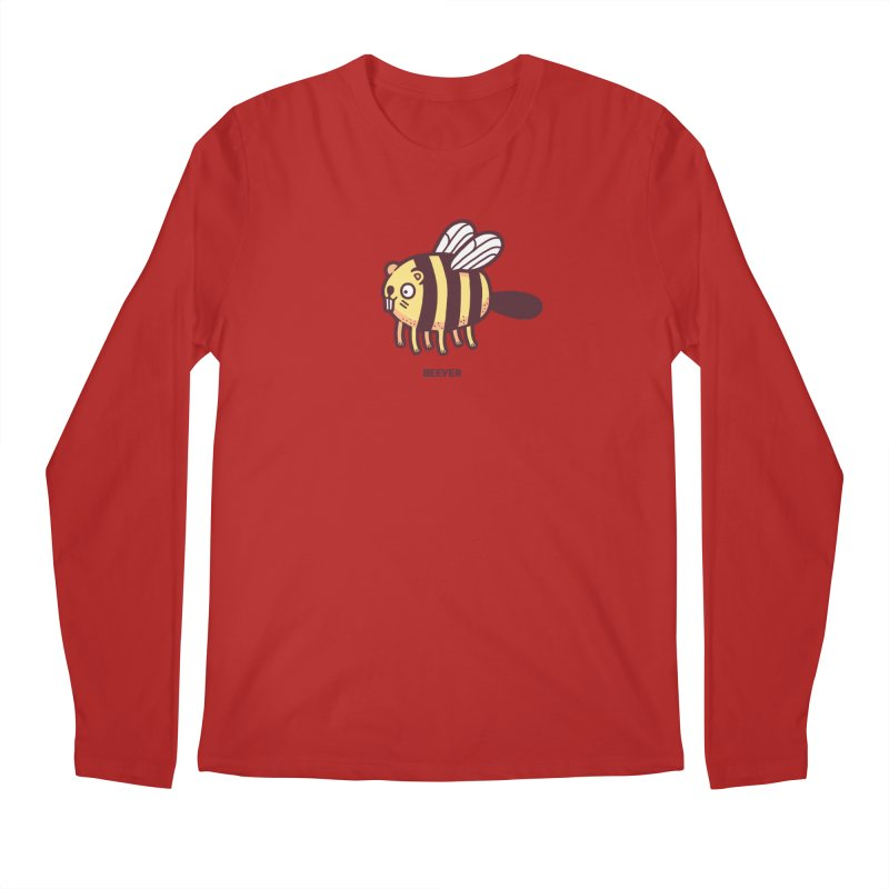 Beever Men's Longsleeve T-Shirt by Randyotter
